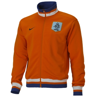 Niketown.com - Nike Collections - Dutch National Team Anthem Jacket