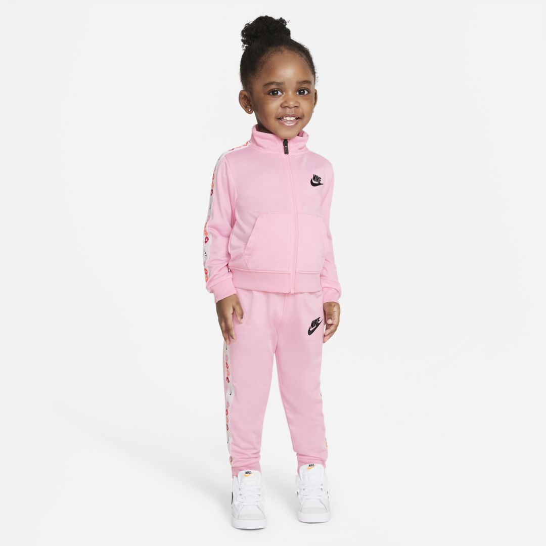 Nike BABY (12-24M) TRACKSUIT (PINK)