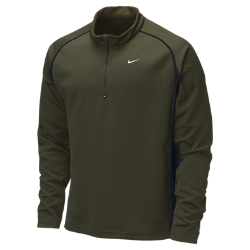 Nike Long-Sleeve Therma-FIT Half-Zip Men's Jacket