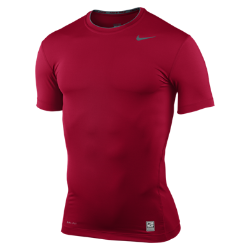 Nike Pro Combat Core Compression Short-Sleeve Men's Shirt