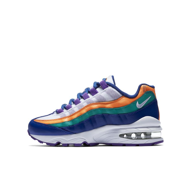 Nike Air Max 95 Older Kids' Shoe - Blue