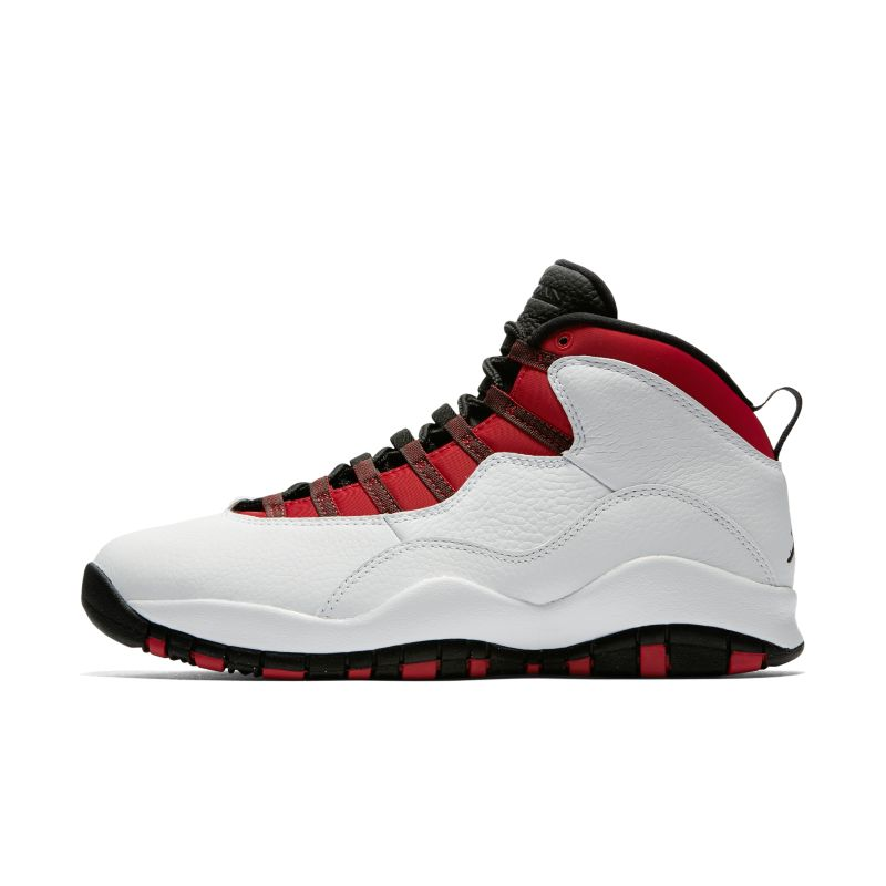 Air Jordan 10 Retro Men's Shoe - White