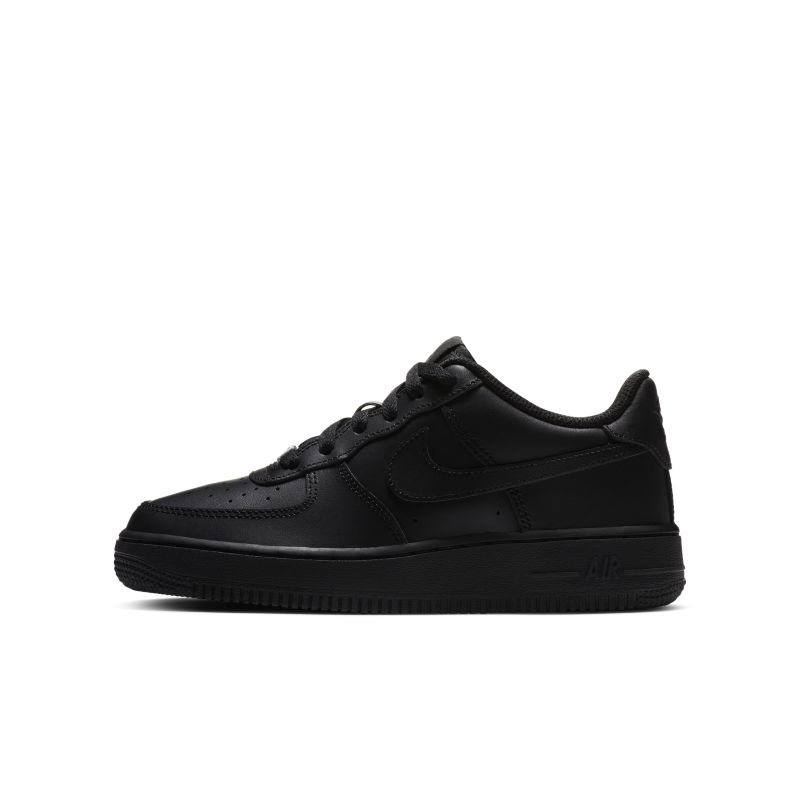 Nike Air Force 1 Older Kids' Shoe - Black