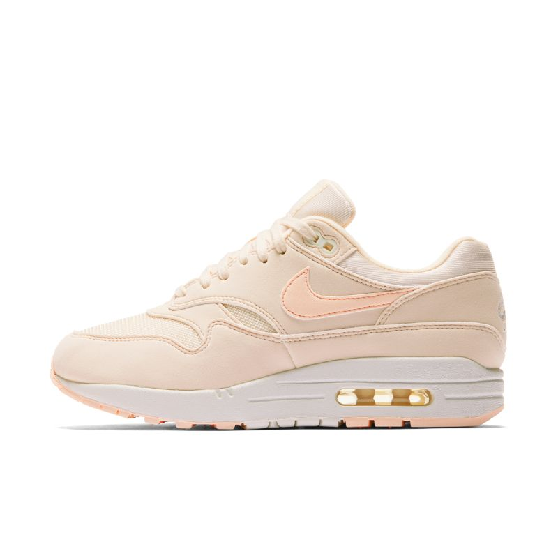 Nike Air Max 1 Women's Shoe - Cream