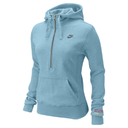 Womens Nike Half Zip Sweatshirt | Fashion Ql