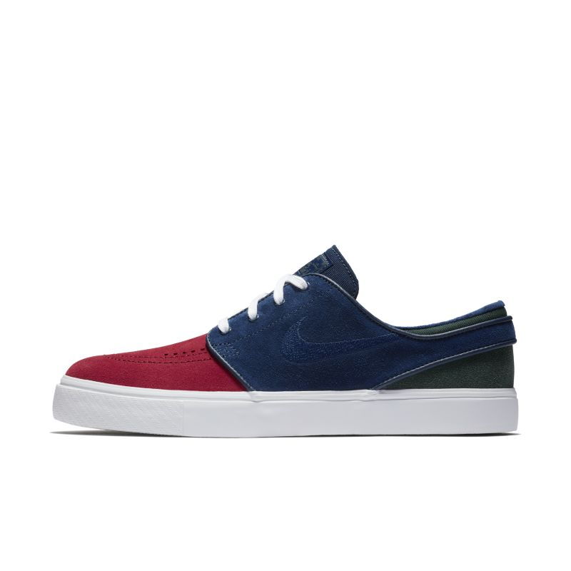 Nike Zoom Stefan Janoski Men's Skateboarding Shoe - Red