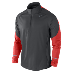 Nike Sphere Long-Sleeve Half-Zip Men's Running Top