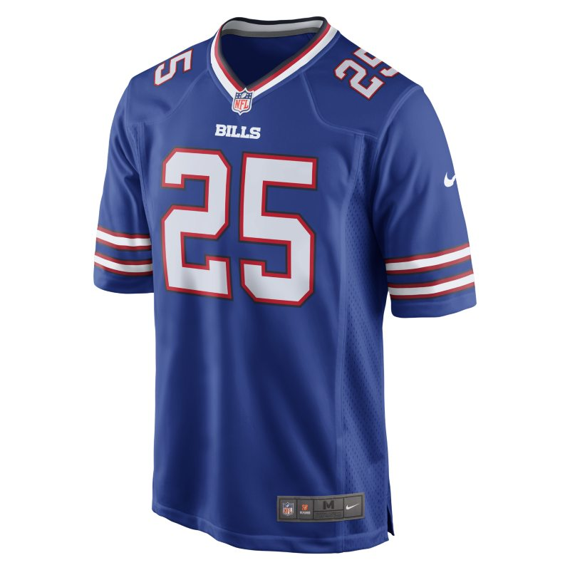 Nike NFL Buffalo Bills Game Jersey (LeSean McCoy) Men's American Football Jersey - Blue