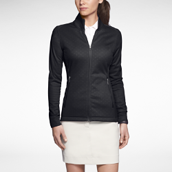 Nike Thermal Women's Golf Jacket - Black, L