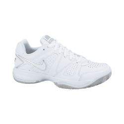 Nike City Court VII Women's Tennis Shoes - White, 5