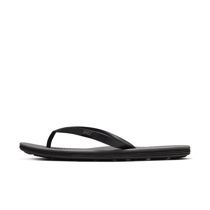 Nike Solarsoft II Men's Flip Flop - Black