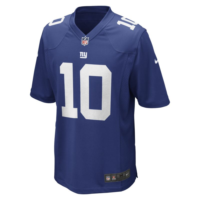 NFL New York Giants (Eli Manning) Kids'American Football Home Game Jersey - Blue