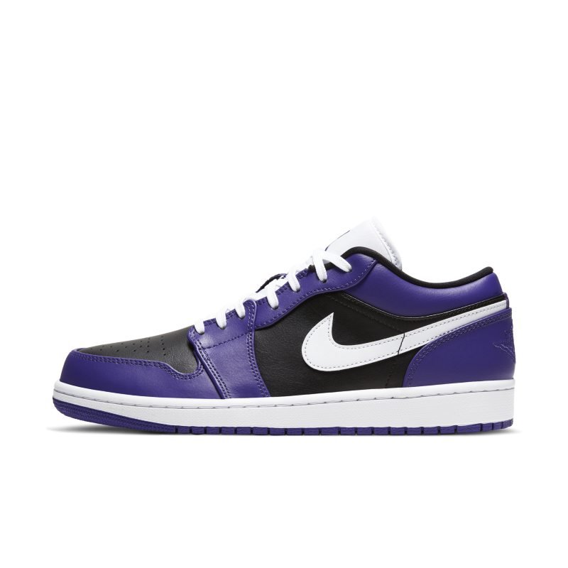 Air Jordan 1 Low Zapatillas - Morado