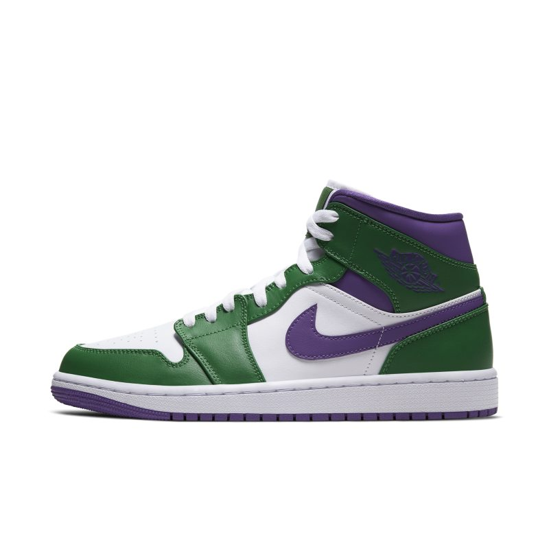 Air Jordan 1 Mid Zapatillas - Verde