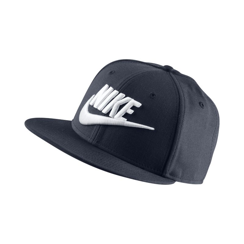 Nike Futura True 2 Snapback Hat - Blue