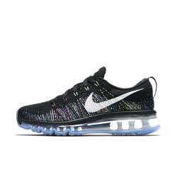 Nike Flyknit Air Max Womens Black