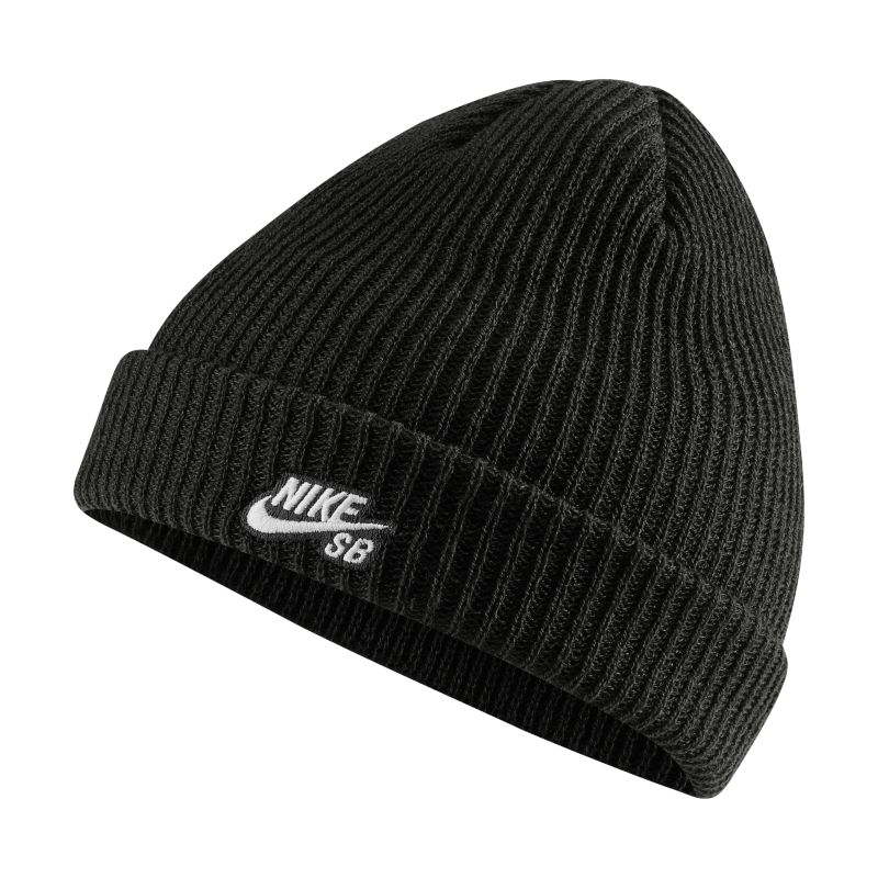Nike SB Fisherman Knit Hat - Black