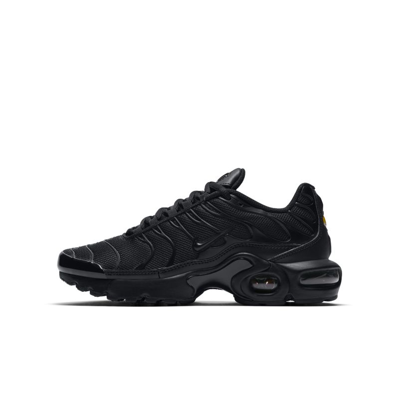 Nike Air Max Plus Older Kids' Shoe - Black