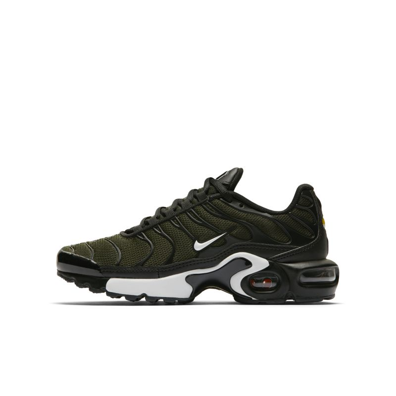 Image of Scarpa Nike Air Max Plus - Ragazzi - Olive
