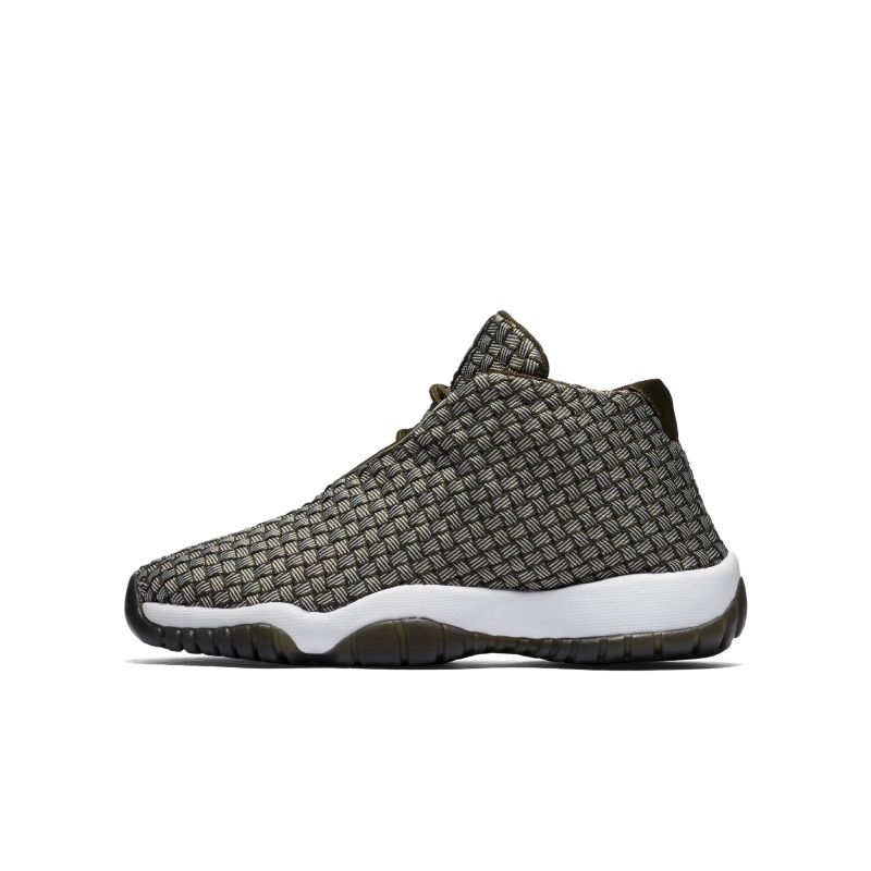 Air Jordan Future Boys' Shoe - Green