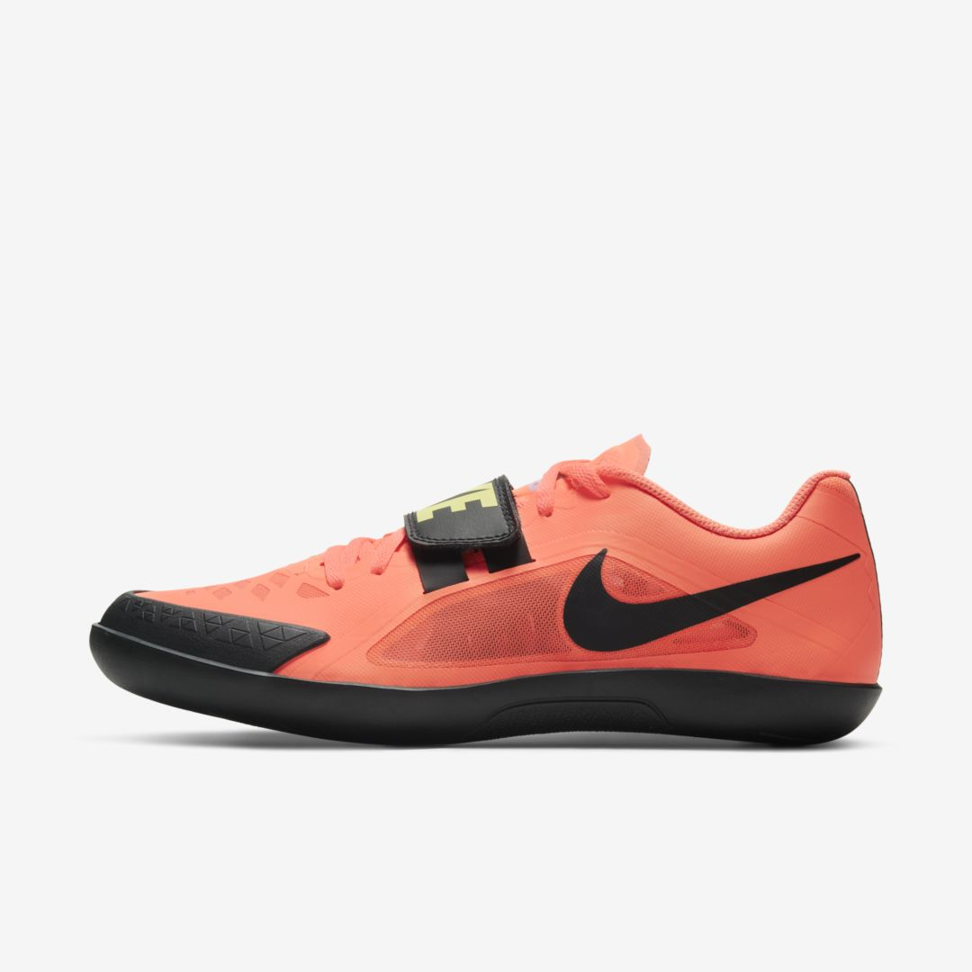 Nike Leathers ZOOM RIVAL SD 2 UNISEX THROWING SPIKE (BRIGHT MANGO)