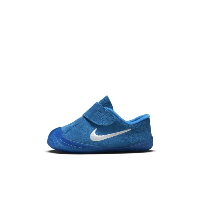 Nike Waffle 1 Baby&Toddler Bootie - Blue