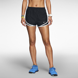 "Buy running shorts - Nike Tempo Track 3.5"" Women\'s Running Shorts - Black, M"