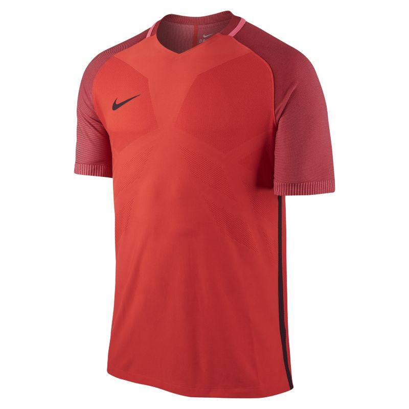 Nike Strike AeroSwift Men's Short-Sleeve Football Top - Red