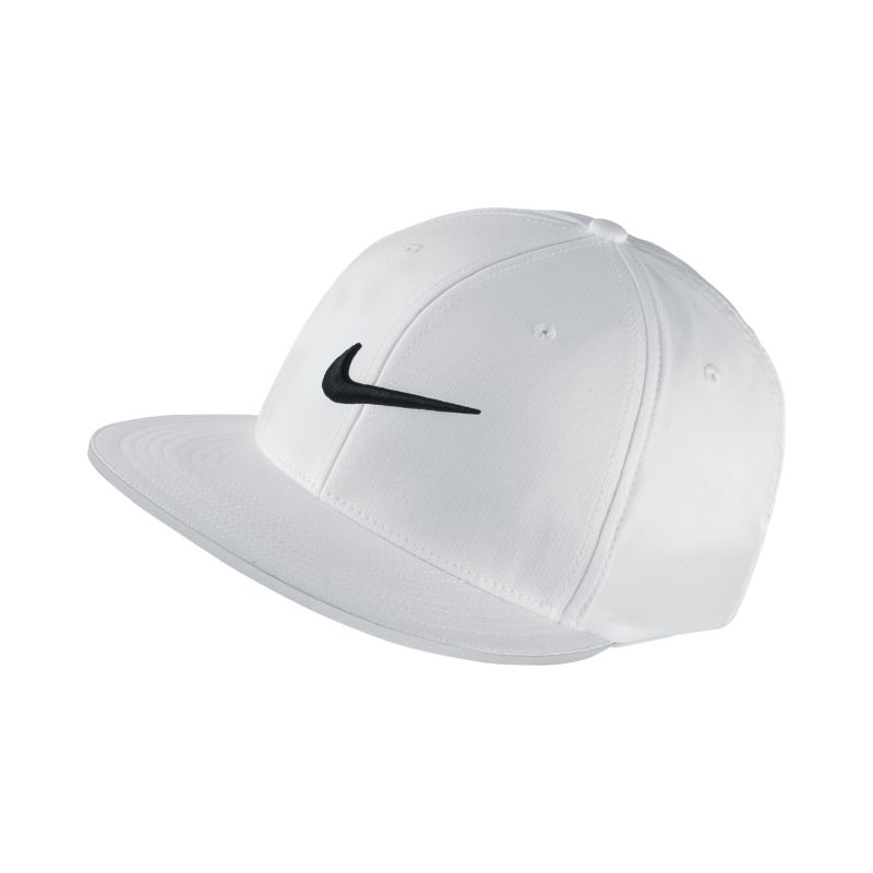 Nike Golf True Statement Fitted Hat - White