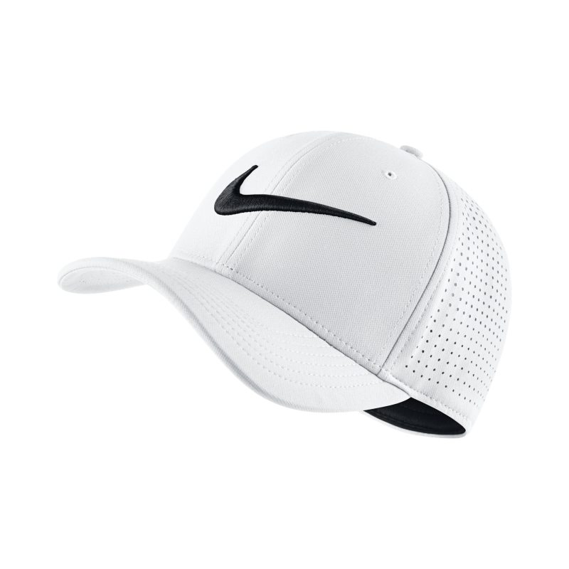 Nike Vapor Classic 99 SF Fitted Hat - White