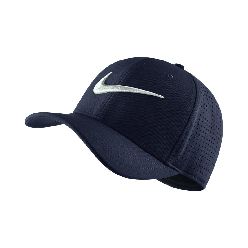 Nike Vapor Classic 99 SF Fitted Hat - Blue