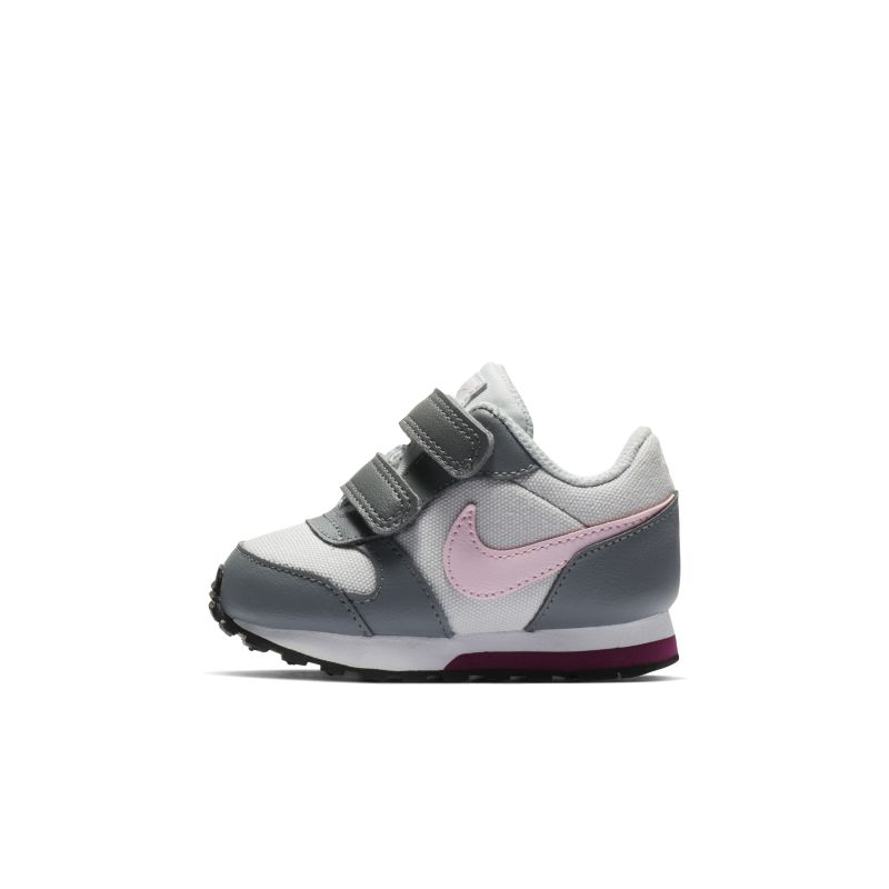 Nike MD Runner 2 Baby&Toddler Shoe - Silver