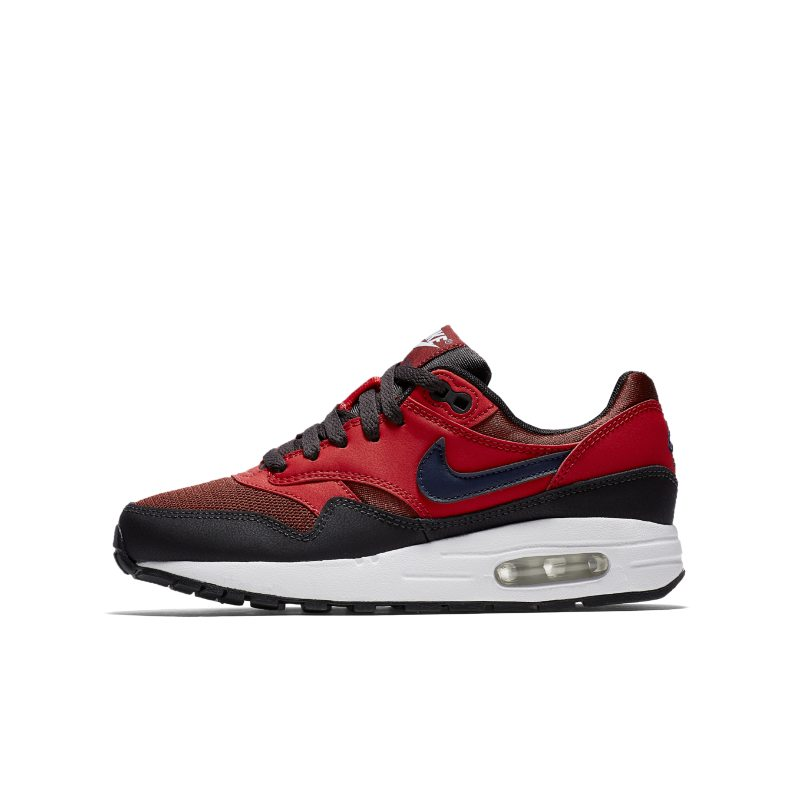 Nike Air Max 1 Older Kids' Shoe - Red