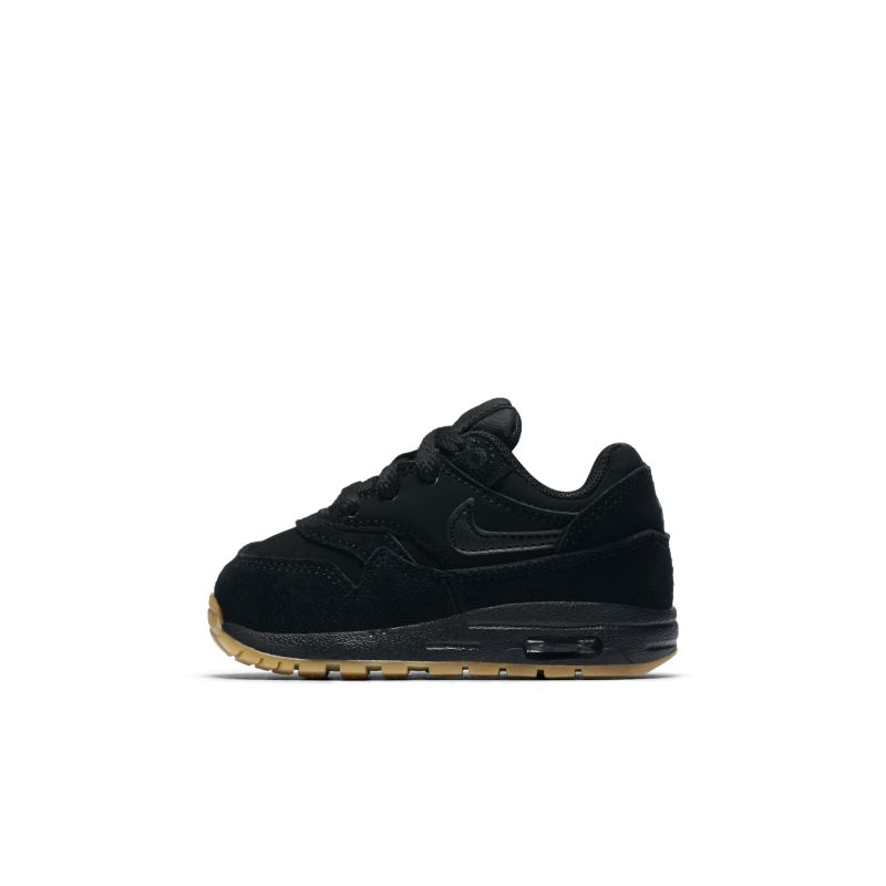 Nike Air Max 1 Baby&Toddler Shoe - Black