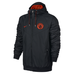 ������� ������ Manchester City FC Authentic Windrunner