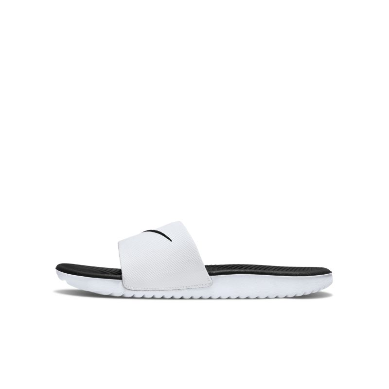 Nike Kawa Younger/Older Kids' Slide - White
