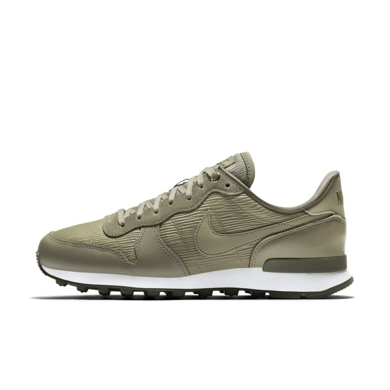 Image of Scarpa Nike Internationalist Premium - Donna - Olive