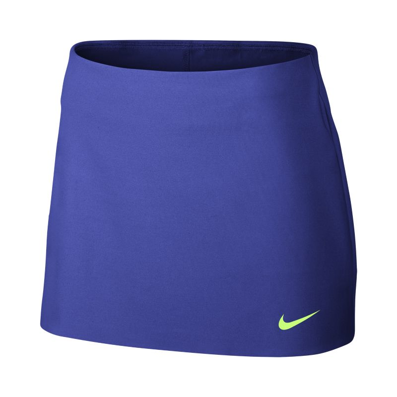 Image of Gonna da tennis NikeCourt Power Spin - Donna - Blu