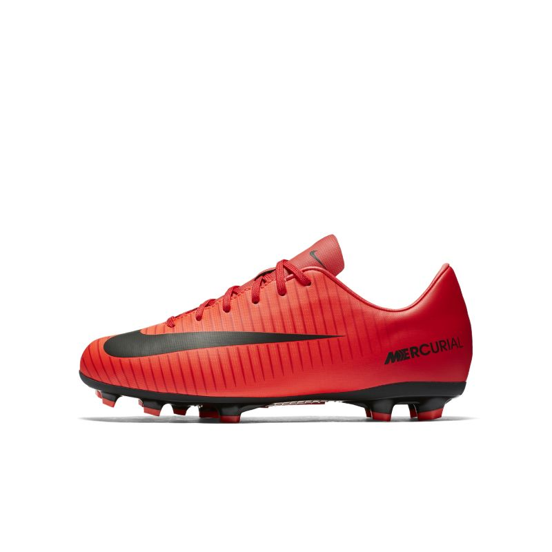 Nike Jr. Mercurial Victory VI Younger/Older Kids'Firm-Ground Football Boot - Red