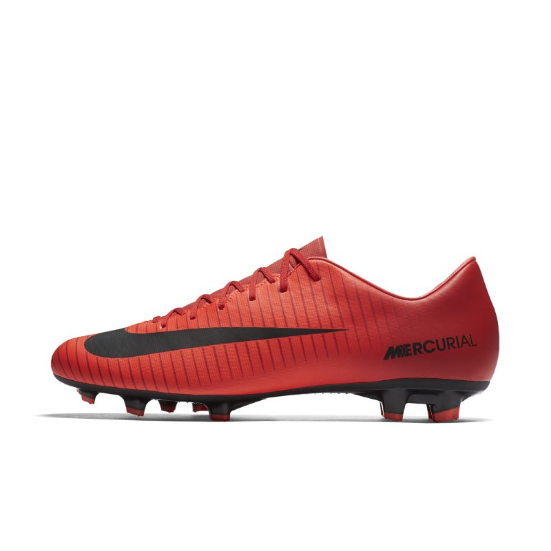 Nike Mercurial Victory VI Firm-Ground Football Boot - Red