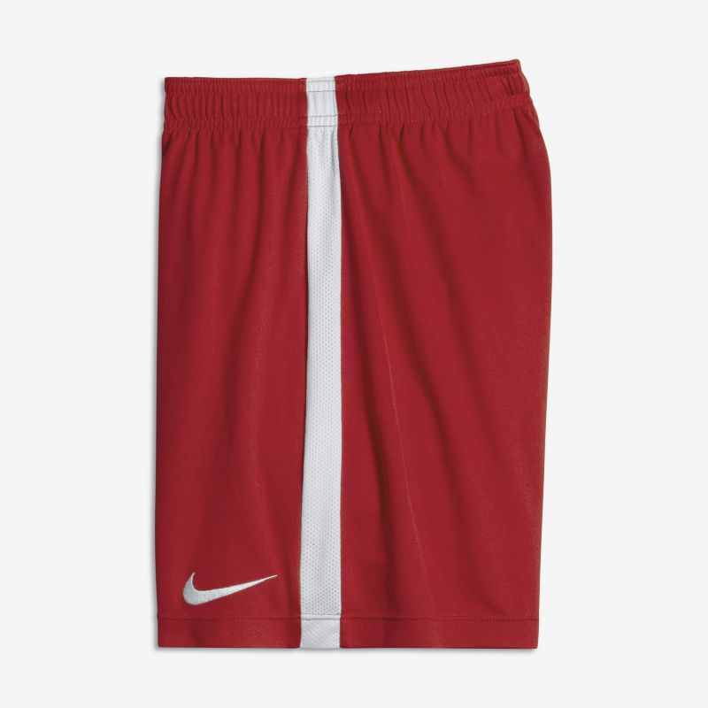 Nike Dri-FIT Academy Older Kids'Football Shorts - Red