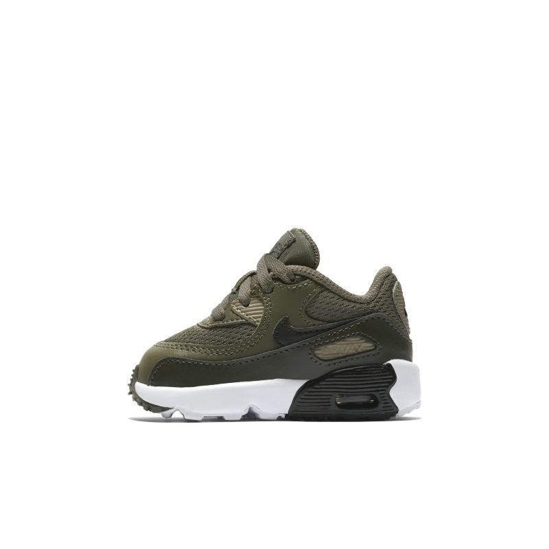 Nike Air Max 90 Mesh (1.5-9.5) Baby&Toddler Shoe - Olive