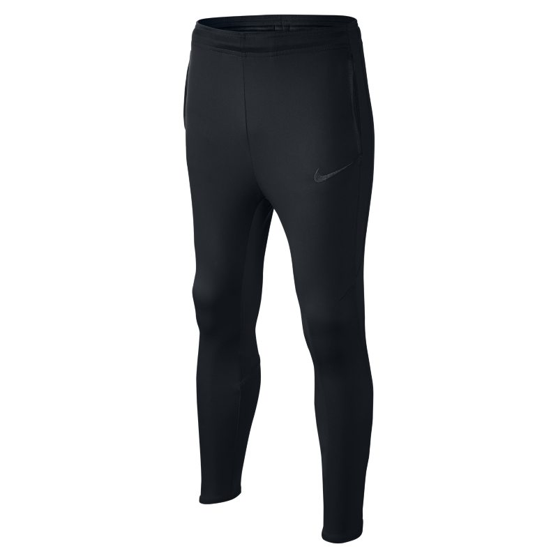 Nike Dri-FIT Squad Older Kids'Football Pants - Black thumbnail