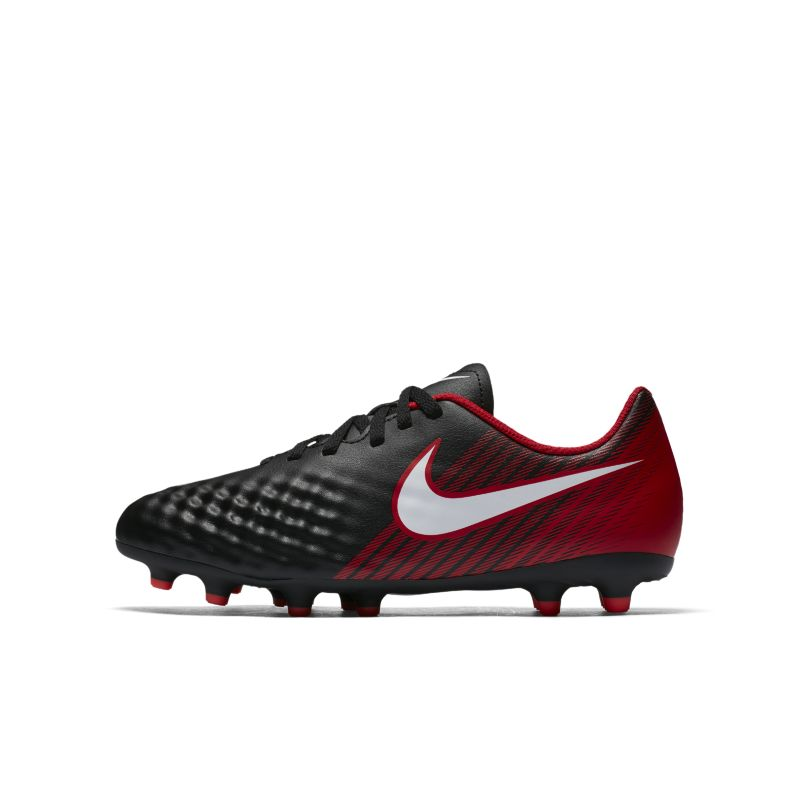 Nike Jr. Magista Ola II (13.5-5.5) Younger/Older Kids'Firm-Ground Football Boot - Red