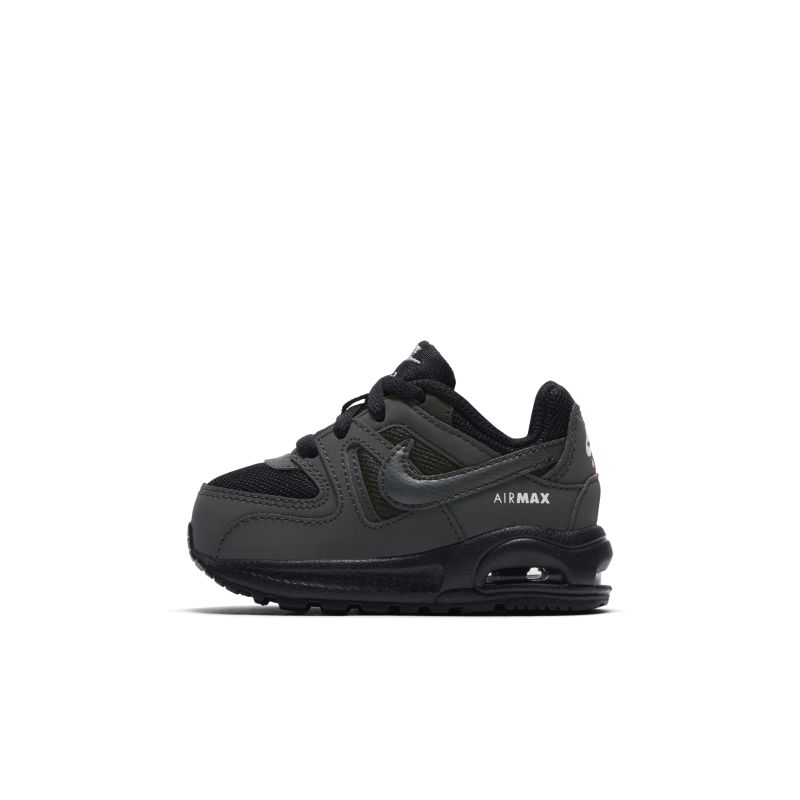 Nike Air Max Command Flex Baby&Toddler Shoe - Black