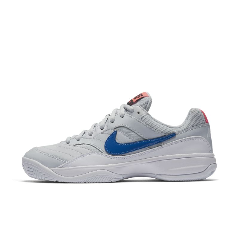 NikeCourt Lite HC Women's Tennis Shoe - Silver