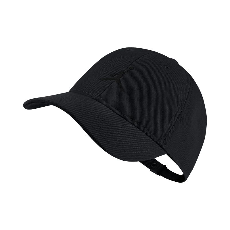 Jordan Jumpman H86 Adjustable Hat - Black
