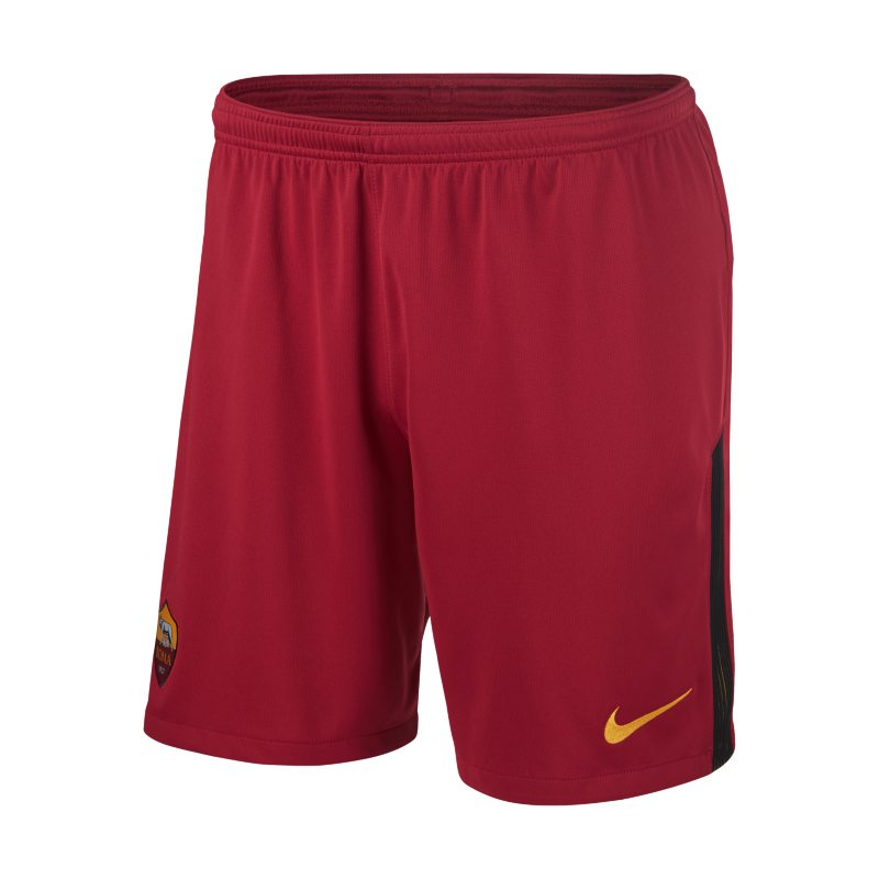 2017/18 A.S. Roma Stadium Home/Away Men's Football Shorts - Red