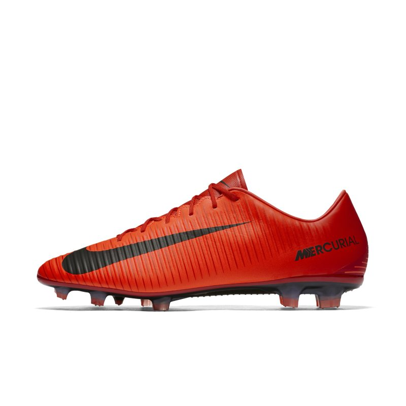 Nike Mercurial Veloce III Firm-Ground Football Boot - Red