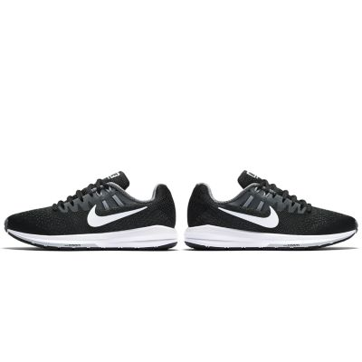 Nike Air Zoom Structure 20 Women's Running Shoe - Black